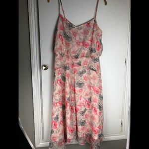 Banana Republic beautiful and airy sun dress